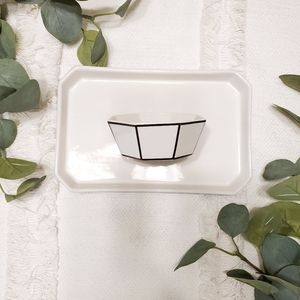Odeme Catchall Tray and Ring Bowl